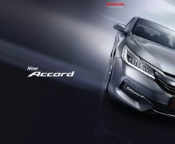 Katalog Honda Accord