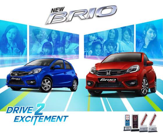 Harga Promo Honda Brio New