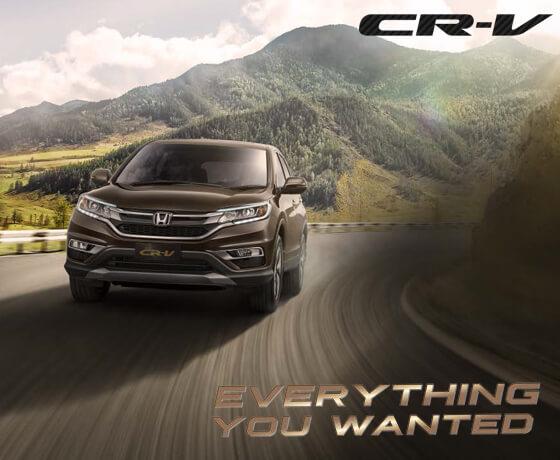 Katalog Honda CRV | Harga Promo Honda
