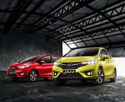 Katalog Honda Jazz New