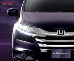 Harga Mobil Honda Odyssey