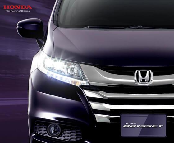 Katalog Honda Odyssey | Harga Promo Honda
