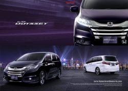 Harga Promo Honda Odyssey | Promo DP Murah Kredit Mobil Honda