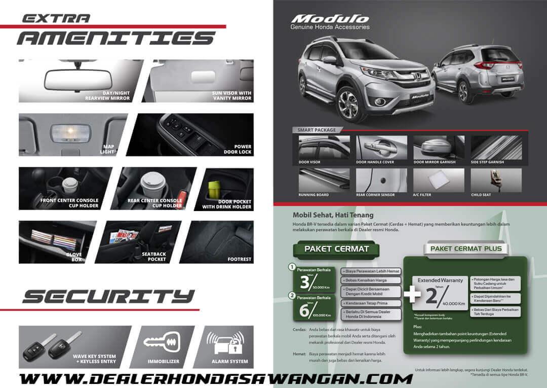 Honda BRV - Mobil SUV dengan Fasilitas Lengkap