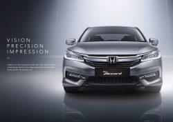 Harga Promo Honda Accrod - Promo DP Murah Kredit Mobil Honda
