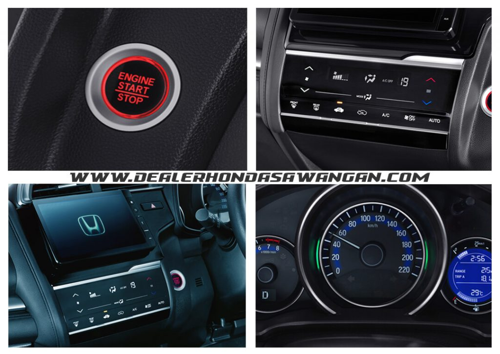 Interior Honda Jazz New