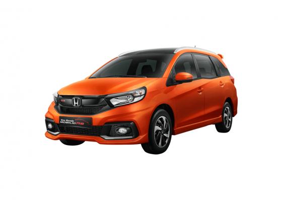 Harga Promo Honda Mobilio Kredit Mobil Honda Murah Dp 13 Juta