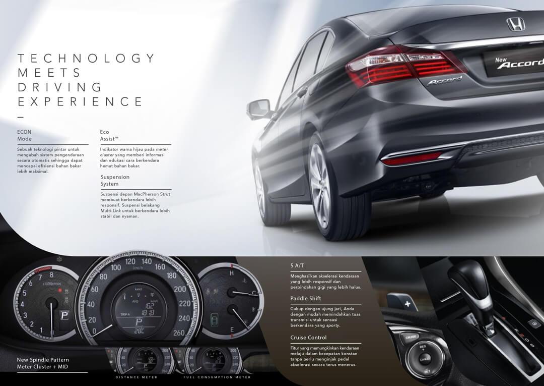 Fitur Teknologi Honda Accord
