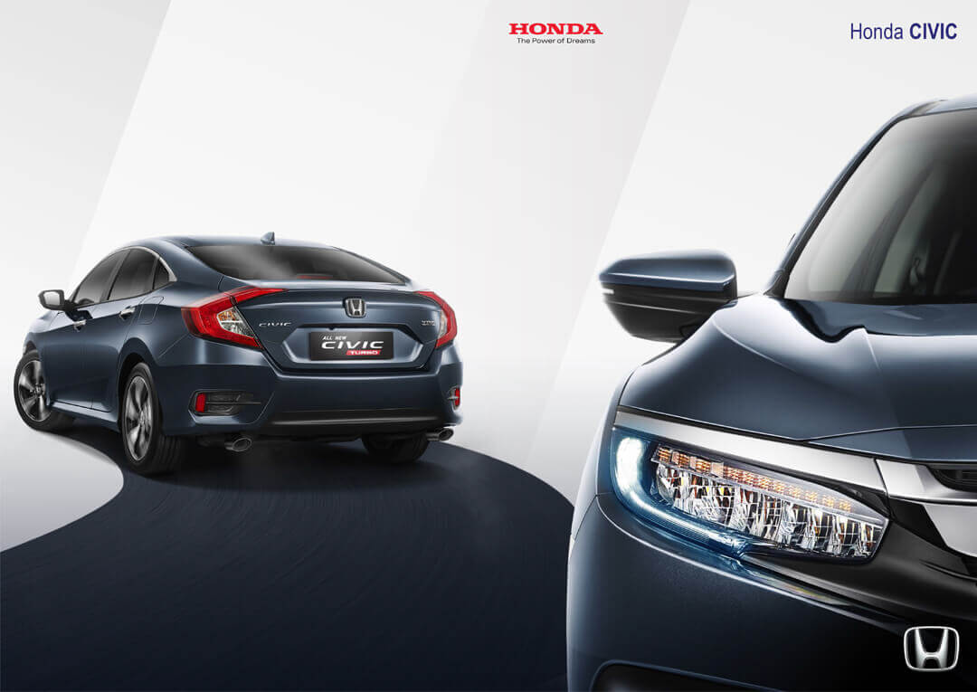 Harga Promo Honda Civic Turbo | Promo DP Murah Kredit Mobil Honda