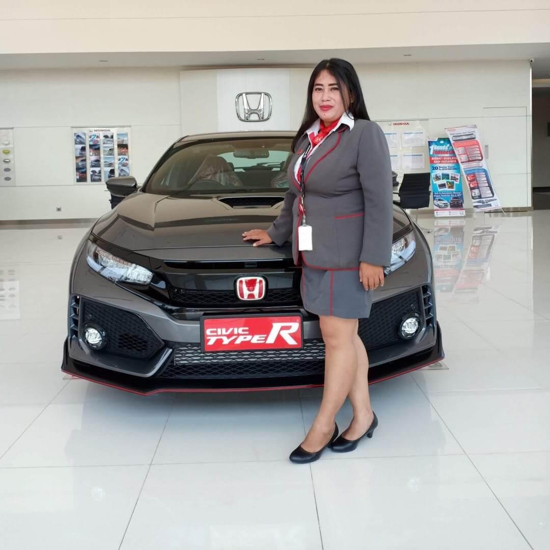 Chandra Yunani Dealer Honda Sawangan