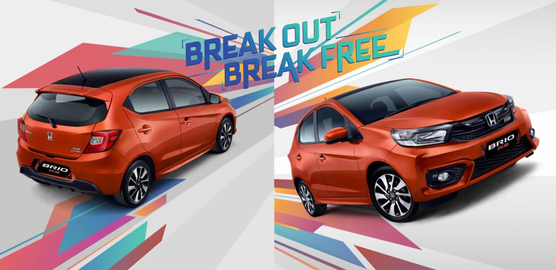 Banner All New Honda Brio - Promo Kredit Mobil Honda Brio