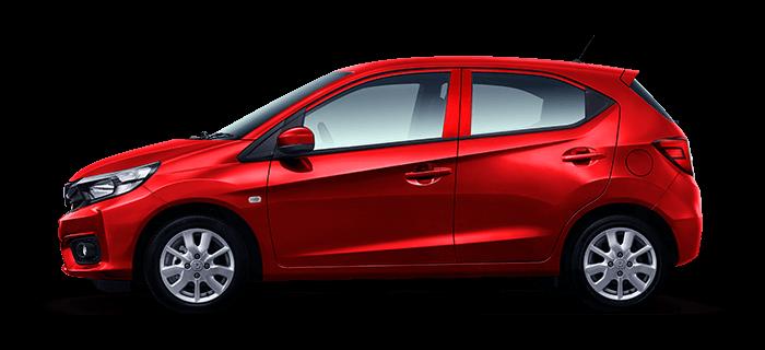 All New Honda Brio Merah Rallye Red (Tipe Satya)