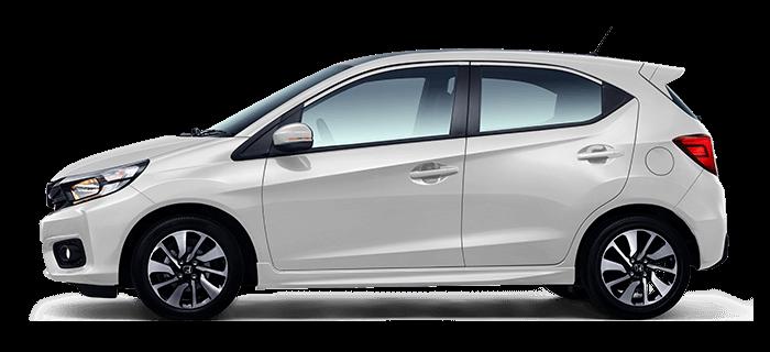 All New Honda Brio Putih Taffeta White