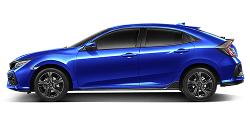 Katalog Mobil Honda Civic Hatchback RS